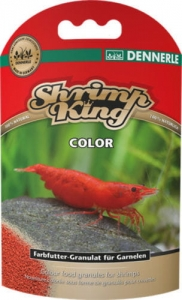 DENNERLE Pokarm dla krewetek Shrimp King Color
